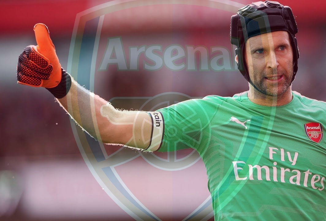 Famous Football Player Petr Cech