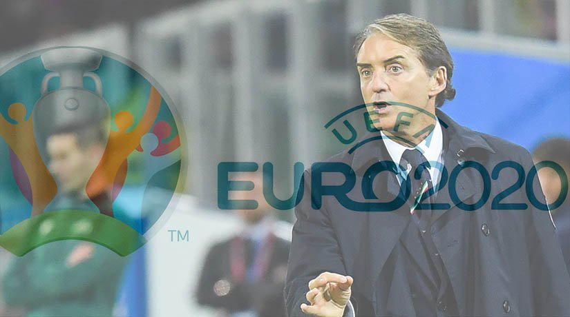 Roberto Mancini Says the Delay of Euro 2020 May Work in Italy's Favor