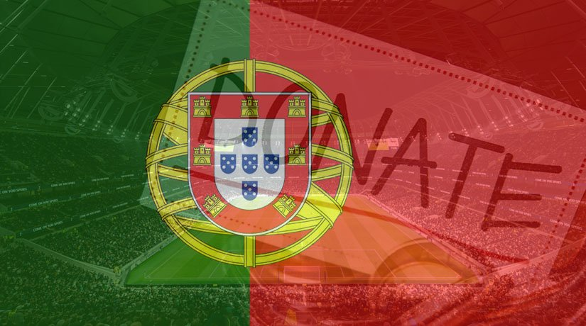 The Portuguese National Team Will Be Donating 50% of Its Qualification Bonus to Lower-Division Teams