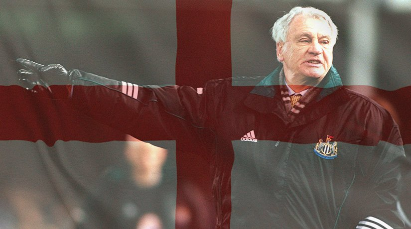 bobby robson football manager