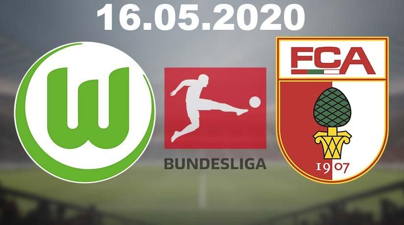 Augsburg vs Wolfsburg Prediction: Bundesliga Match on 16.05.2020