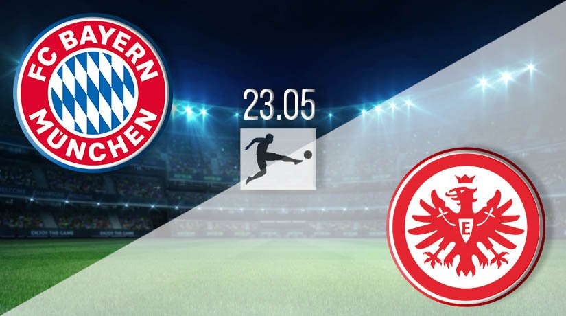 Bayern Munich vs Eintracht Frankfurt Prediction: Bundesliga Match on 23.05.2020