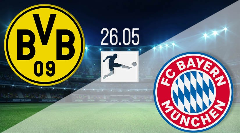 Borussia Dortmund vs Bayern Munich Prediction: Bundesliga Match on 26.05.2020