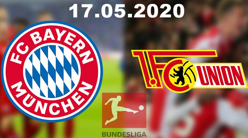 FC Union Berlin vs Bayern Munich Prediction: Bundesliga Match on 17.05.2020