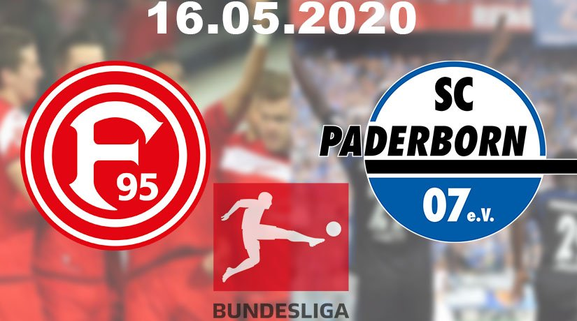 Fortuna Dusseldorf vs SC Paderborn 07 Prediction: Bundesliga Match on 16.05.2020