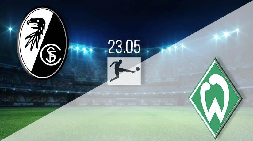 SC Freiburg vs Werder Bremen Prediction: Bundesliga Match on 23.05.2020
