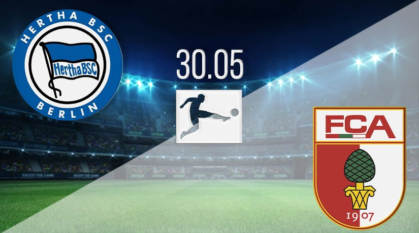 Hertha Berlin vs Augsburg Prediction: Bundesliga Match on 30.05.2020
