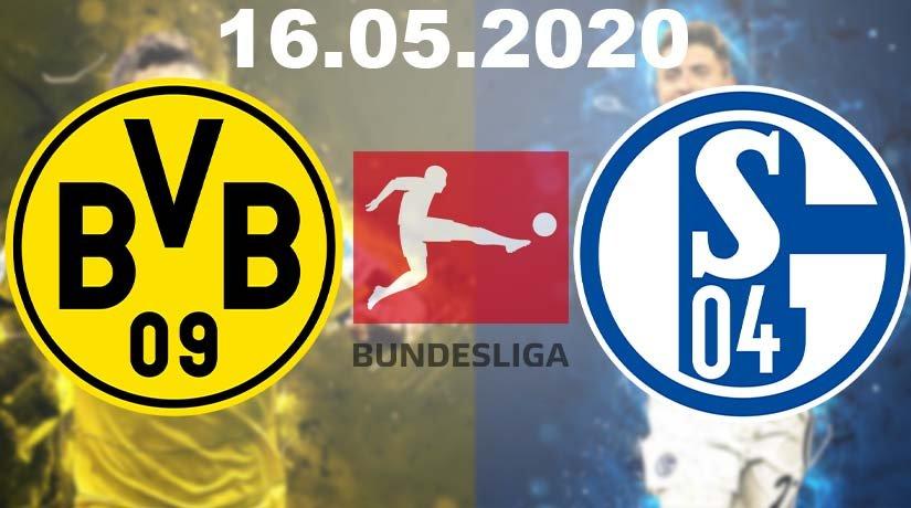 Dortmund vs Schalke Prediction: Bundesliga Match on 16.05.2020