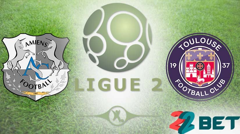 Amiens and Toulouse in Ligue 2