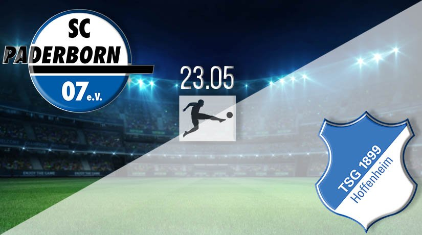 Paderborn 07 vs Hoffenheim Prediction: Bundesliga Match on 23.05.2020