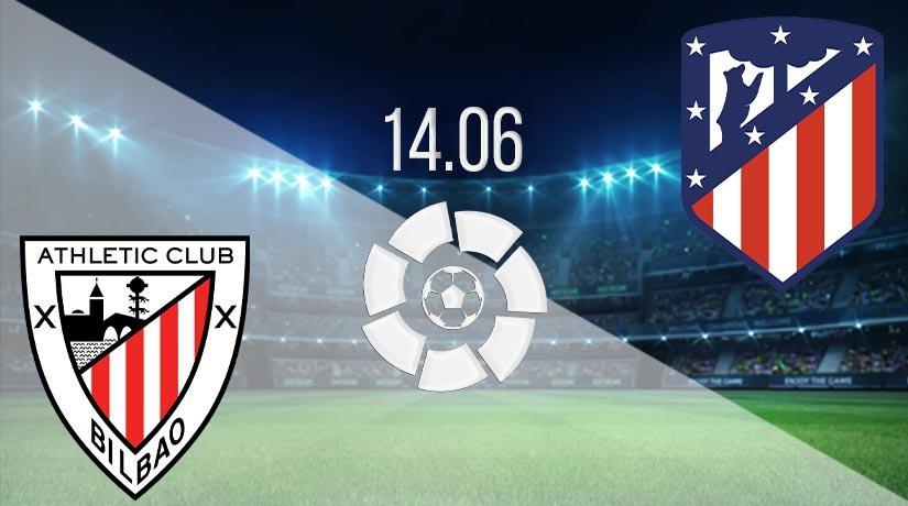 Athletic Bilbao vs Atletico Madrid Prediction: La Liga Match on 14.06.2020