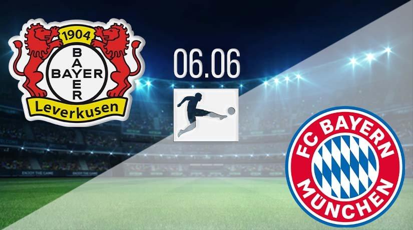 Bayer Leverkusen vs Bayern Munich Prediction: Bundesliga Match on 06.06.2020