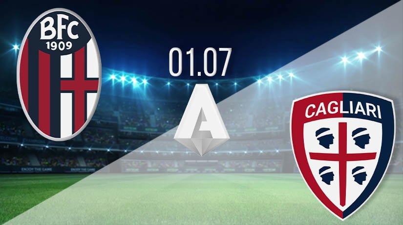 Bologna vs Cagliari Prediction: Serie A Match on 01.07.2020