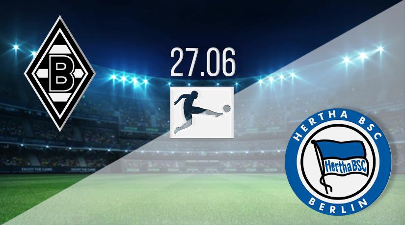 Borussia Monchengladbach vs Hertha Berlin Prediction: Bundesliga Match on 27.06.2020