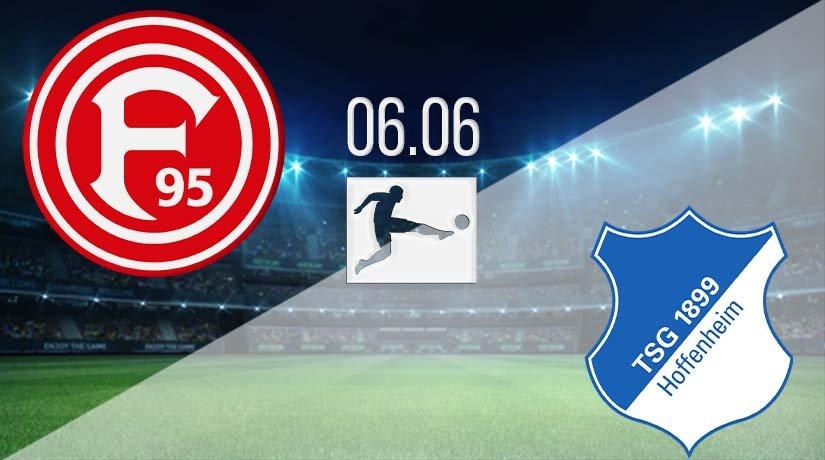 Fortuna Dusseldorf vs Hoffenheim Prediction: Bundesliga Match on 06.06.2020