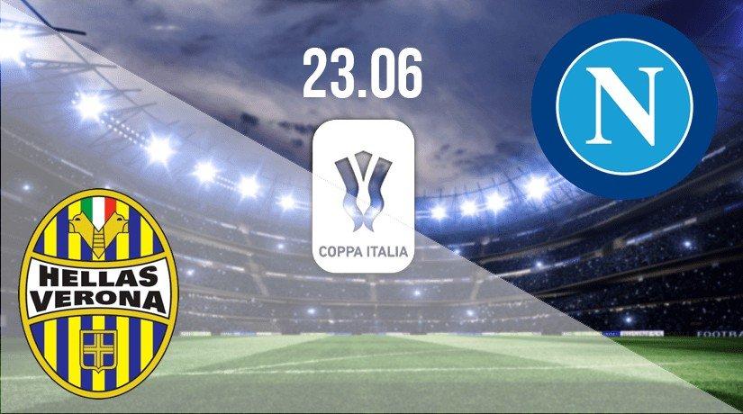 Hellas Verona vs Napoli Prediction: Serie A Match on 23.06.2020