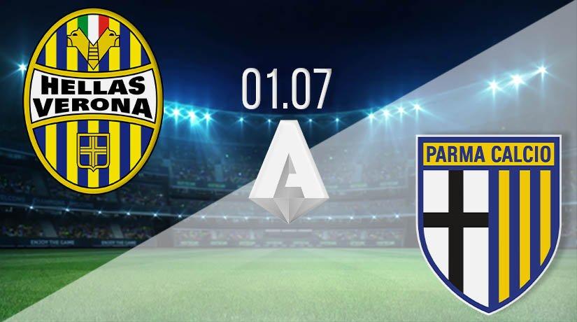 Hellas Verona vs Parma Prediction: Serie A Match on 01.07.2020