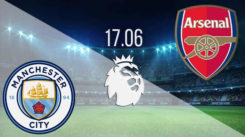 Manchester City vs Arsenal Prediction: Premier League Match on 17.06.2020