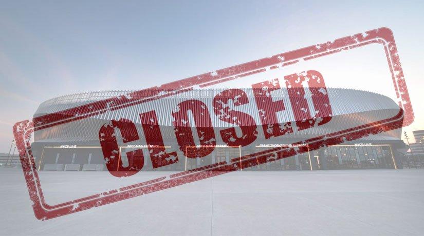 NHL: Nassau Coliseum to Be Closed Indefinitely