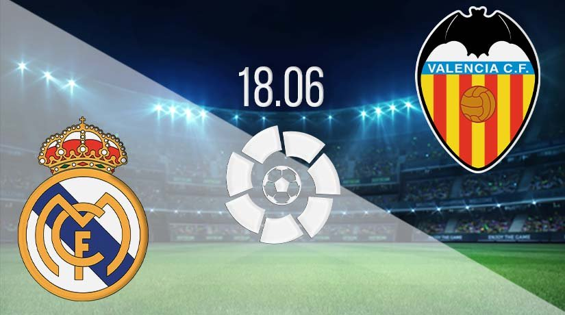 Real Madrid vs Valencia Prediction: La Liga Match on 18.06.2020