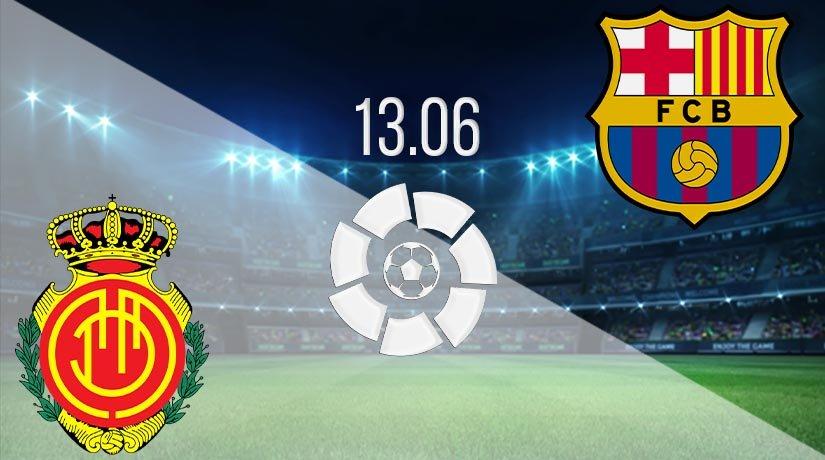 Real Mallorca vs Barcelona Prediction: La Liga Match on 13.06.2020