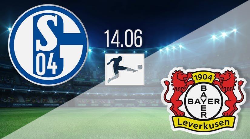 Schalke vs Bayer Leverkusen Prediction: Bundesliga Match on 14.06.2020