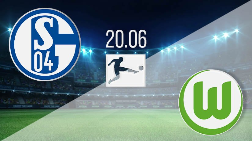Schalke vs Wolfsburg Prediction: Bundesliga Match on 20.06.2020