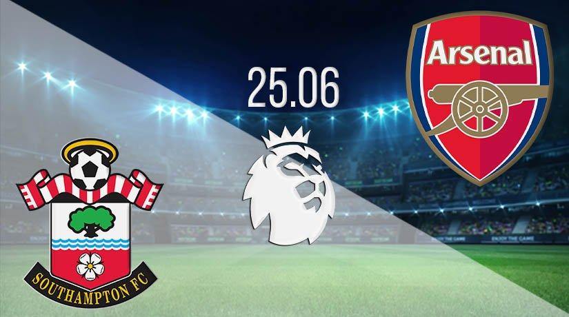 Southampton vs Arsenal Prediction: Premier League Match on 25.06.2020