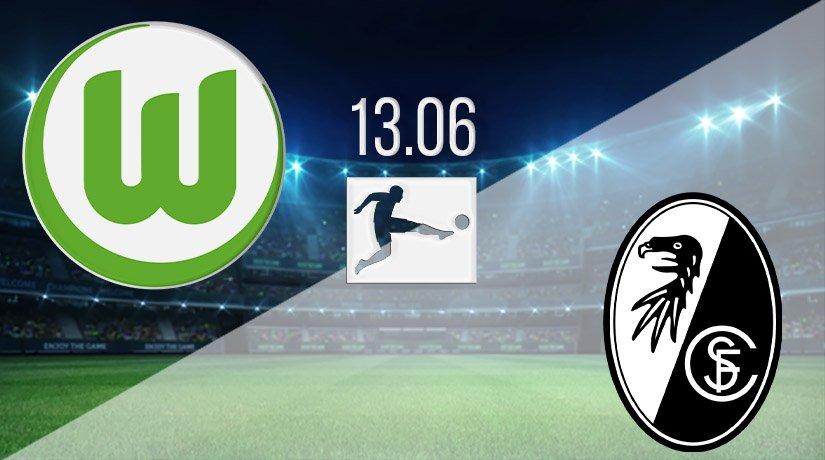 Wolfsburg vs Freiburg Prediction: Bundesliga Match on 13.06.2020