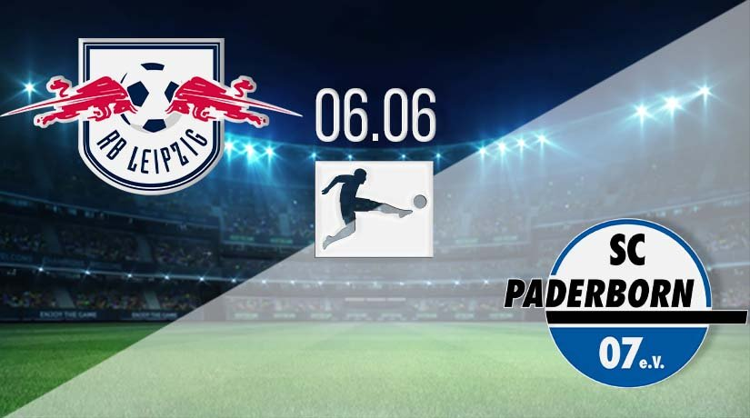 RB Leipzig vs SC Paderborn 07 Prediction: Bundesliga Match on 06.06.2020