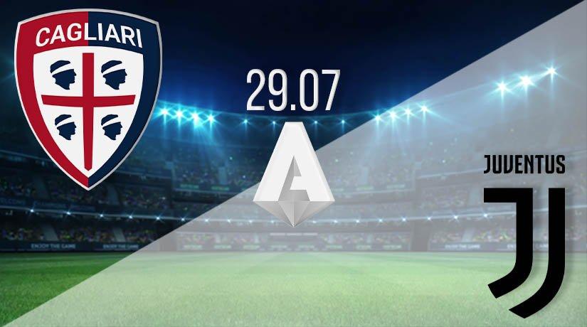 Cagliari vs Juventus Prediction: Serie A Match on 29.07.2020
