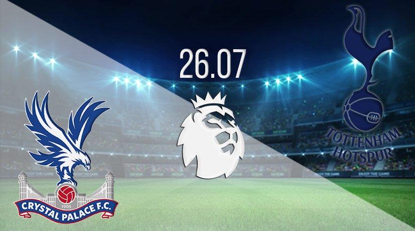 Crystal Palace vs Tottenham Hotspur Prediction: Premier League Match on 26.07.2020