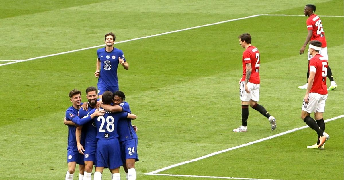 Manchester United vs Chelsea round-up and highlights, FA Cup Semi-Final on 19.07.2020