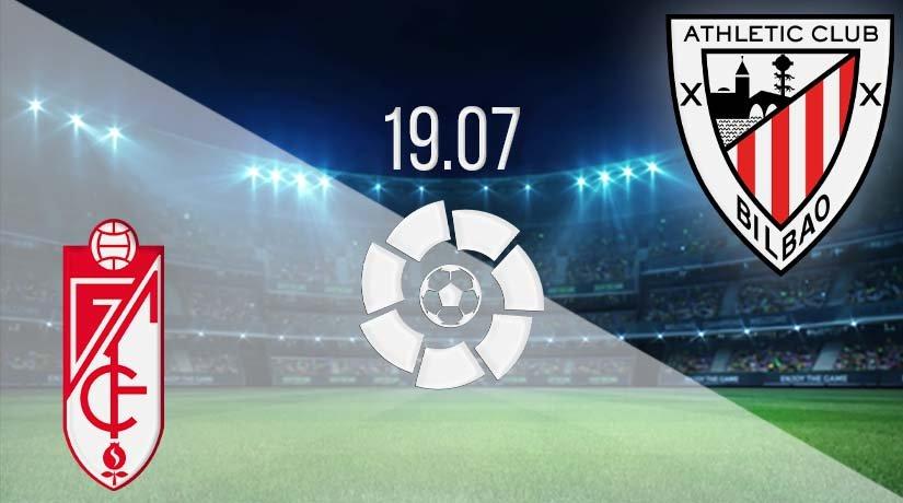 Granada vs Athletic Bilbao Prediction: La Liga Match on 19.07.2020