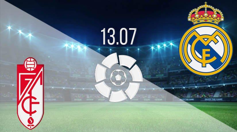 Granada vs Real Madrid Prediction: La Liga Match on 13.07.2020