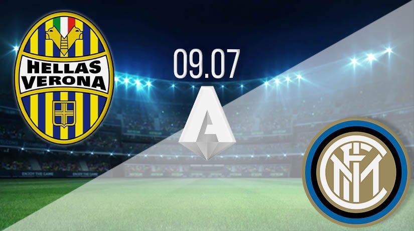 Hellas Verona vs Inter Milan Prediction: Serie A Match on 09.07.2020