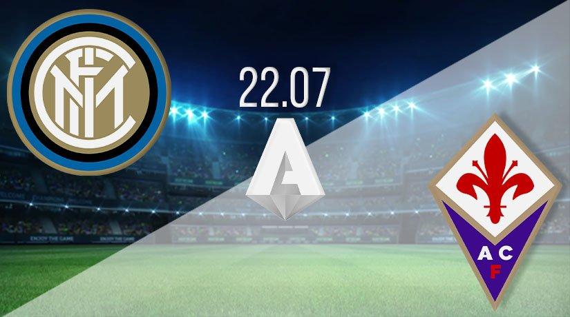 Inter Milan vs Fiorentina Prediction: Serie A Match on 22.07.2020