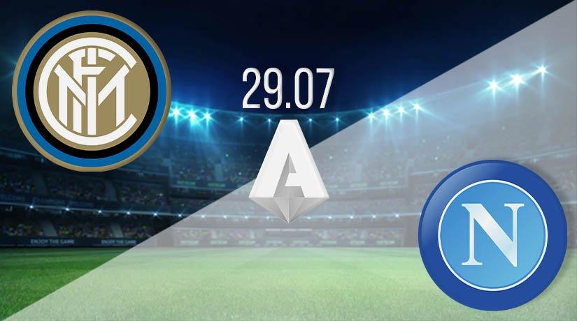 Inter Milan vs Napoli Prediction: Serie A Match on 28.07.2020