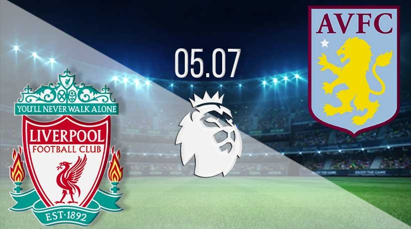 Liverpool vs Aston Villa Prediction: Premier League Match on 05.07.2020