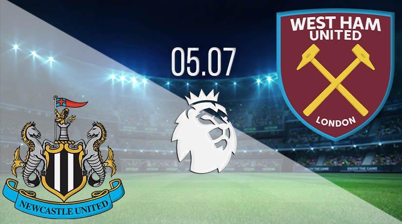 Newcastle United vs West Ham United Prediction: Premier League Match on 05.07.2020