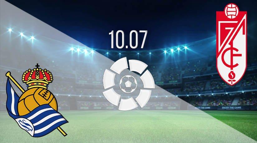 Real Sociedad vs Granada Prediction: La Liga Match on 10.07.2020