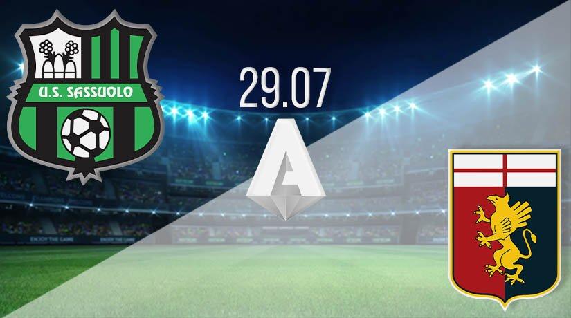 Sassuolo vs Genoa Prediction: Serie A Match on 29.07.2020
