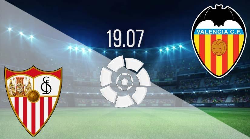 Sevilla vs Valencia Prediction: La Liga Match on 19.07.2020