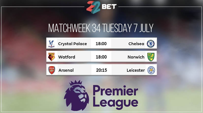 Premier League 2019/20 Matchweek 34 Round-up & Highlights
