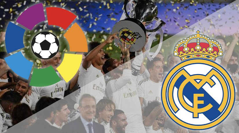 Real Madrid Claims La Liga Title After Two-Year-Long Gap