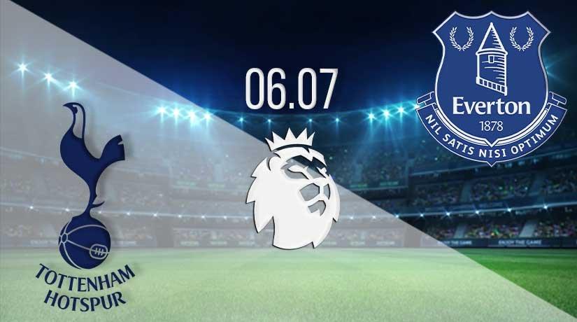 Tottenham Hotspur vs Everton Prediction: Premier League Match on 06.07.2020