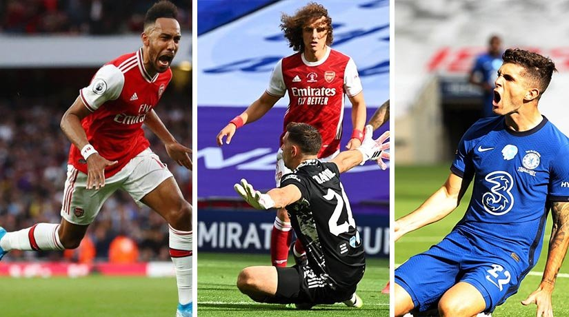 Arsenal vs Chelsea: Fa Cup Final On 1.08.2020 Round-up & Highlights