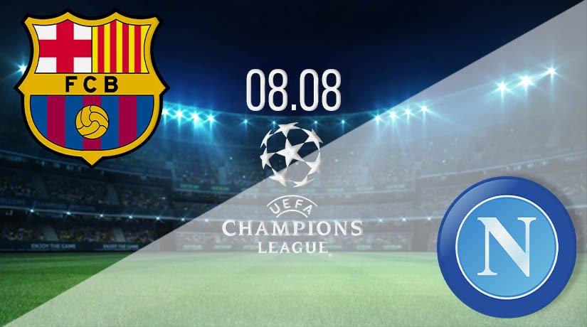 Barcelona vs Napoli Prediction: UEFA Match on 08.08.2020