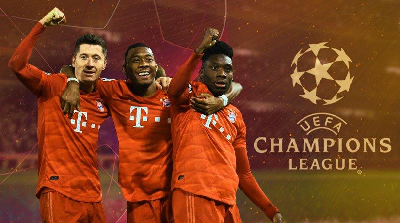 Bayern Munich Triumph in Champions League Finals