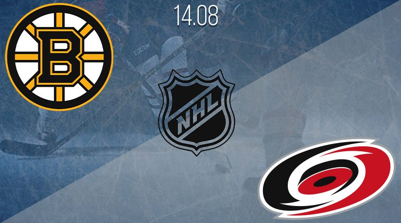 NHL Prediction: Boston Bruins – Carolina Hurricanes on 14.08